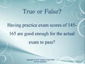 Avoiding Exam Mistakes Part 3