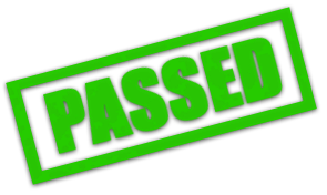 Passed the NPTE