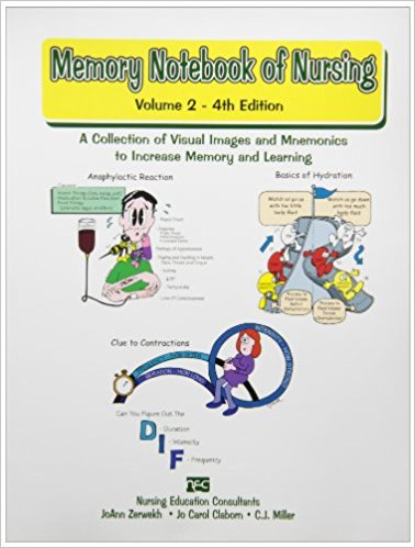 Memory Notebook of Nursing vol 2