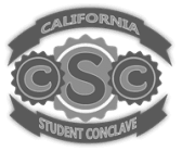 California Student Conclave Logo