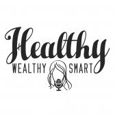Healthy Wealthy Smart Logo