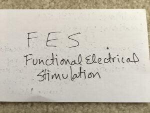 FES Flashcard